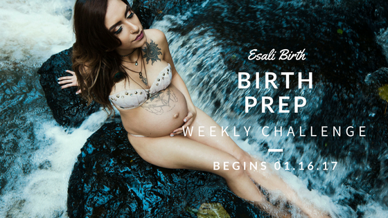 esali birth prep challenge