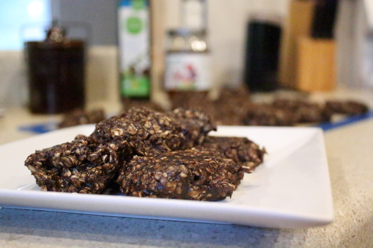 Date Sweetened No Bake Cookies Esali Birth