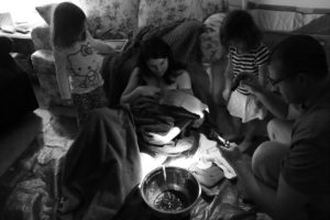 MOVdoula support unassisted birth Esali Birth
